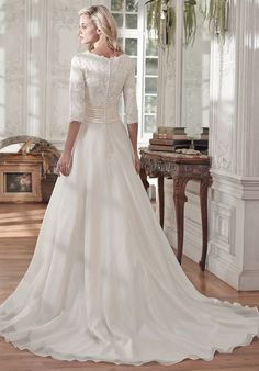 Maggie Sottero Brentleigh A-Line Wedding Dress