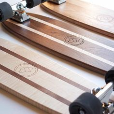 By @theexplorerskateboard Tag your photos with @craftdco to be featured #artisan #craft #craftdco #twitter #wood #skateboard #brown #skate #skateboarding #longboard #handmade #handcrafted #inlay #sk8 #design #fun