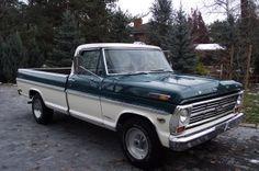 1968 F250