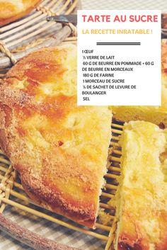 Les plus gourmands vont raffoler de cette tarte classique et super gourmande !