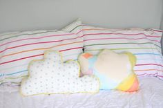 ATELIER CHERRY: Travesseiro de nuvem