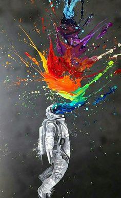 ideas for creative street art ideas graffiti Art Pop, Street Art Graffiti, Banksy Graffiti, Graffiti Wallpaper, Graffiti Artwork, Wallpaper Ideas, Graffiti Painting, Wallpaper Art, Wallpaper Backgrounds