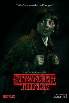 Stranger Things Will Byers Noah Schnapp Season 1