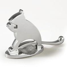 Nickel-plated Squirrel Nutcracker