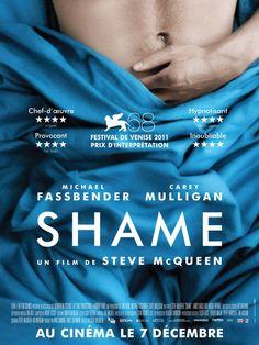 Shame (2011). Cast: Michael Fassbender, Carey Mulligan.