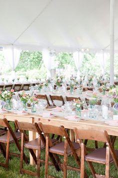 brides of adelaide magazine english country garden wedding outdoor table settings