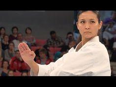 【4K】世界チャンピオンの美しすぎる空手! Beautiful Karate World Champion