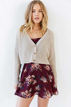BDG Nico Cardigan - Urban Outfitters
