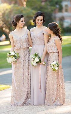 7b18fdfa897 9062 Flirty V-Neck Sequin Bridesmaid Dress by Sorella Vita Bridesmaid  Dresses 2017
