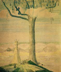 Mikalojus Čiurlionis - ANDANTE   1908