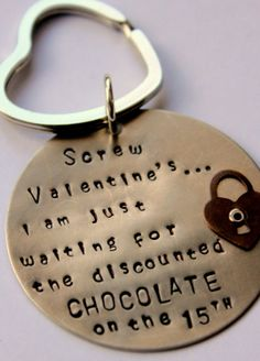 Anti Valentines Day Quote Images. Funny Valentines Day Quotes For Singles