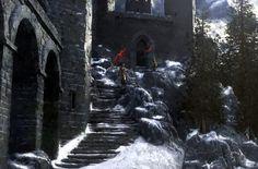 FallkenBach, novo RPG de fantasia sombria!