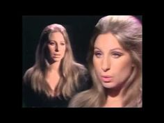The one and only Ms. Barbra Streisand-- One Less Bell To Answer/ A House Is Not A Home - YouTube