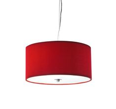 ZARAGOZA 3LT PEND RED 400MM - MidWest lighting €100