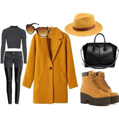 """""""winter style"""" by aaron-rozeta on Polyvore"""