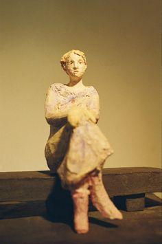 Κλειώ Μακρή Greek Art, Buddha, Sculpture, Statue, Sculptures, Sculpting, Carving