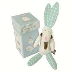 Rufus Rabbit rangle blå
