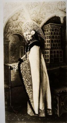 c.1903 - Grand Duchess Ella Romanov of Russia, sister of Tsarina Alexandra