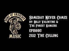 John the Revelator - Curtis Stigers & The Forest Rangers Featured in the Season 1 finale of the show. Watch Sons of Anarchy Tuesdays at 10 PM on FX Sons Of Anarchy, John The Revelator, Joan Armatrading, I Want You Love, Joshua James, Katey Sagal, Alison Mosshart, Richard Thompson, William And Son
