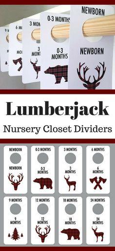 Lumberjack Theme Bab