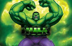 [hulksmashup]As the hulk you have to smash everyhing racking up as much damage as you can!