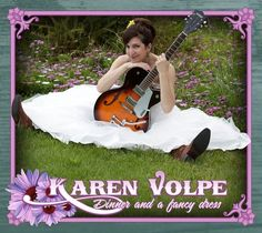 Karen Volpe - Dinner & A Fancy Dress