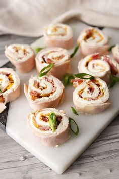 Sliced Turkey, Turkey Bacon, Turkey Roll Ups, Turkey Pinwheels, Pinwheel Recipes, Ranch Seasoning, No Calorie Foods, Keto Snacks, Keto Foods