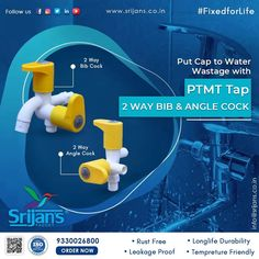 Srijan's Faucet can help you revamp your regular outlook into a contemporary and stylish outlook at affordable prices. these are: Low maintenance Manufactured with authentic PTMT Come with a 3-years warranty Rust Free Leakage Proof Long Life Durability Temperature Friendly Click here to buy www.srijans.co.in #faucet #plumbing #bathroom #home #bathtub #bathroomdesign #water #interiordesign #sanitaryware #plumbingwork #waterheater #pvc #plumbinglife #plumber #bathroomrenovation #shower #plumb Rust Free, Plumbing, 3 Years, Faucet, Bathtub, Shower, Contemporary, Bathroom, Stylish