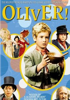 Directed by Carol Reed. With Mark Lester, Ron Moody, Shani Wallis, Oliver Reed. After being sold to a mortician, young orphan Oliver Twist runs away and meets a group of boys trained to be pickpockets by an elderly mentor. Movie Theater, Movie Tv, Movie List, Leonard Rossiter, Carol Reed, Little Dorrit, Nostalgia, Oliver Reed, Oliver Twist
