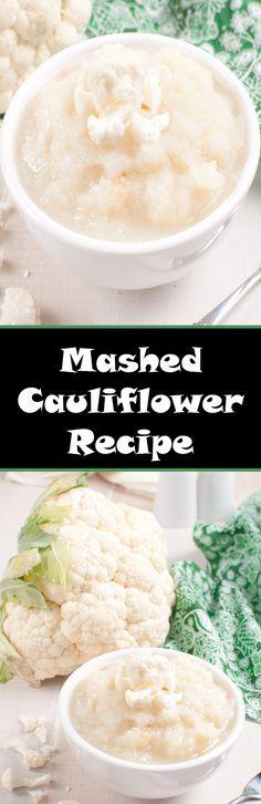 Cream cauliflower soup low cal recipes pinterest cauliflower mashed cauliflower recipe forumfinder Gallery