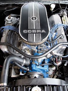 1976 Ford Bronco V8 Engine Photo 8