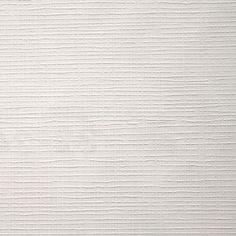 Linen Texture White Shimmer Wallpaper, , large