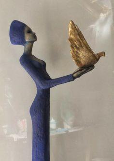 ALL CREATIONS ARTS: ✍ Cris Pereby ~ Sculptor