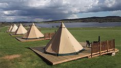 Accommodation Loch Ken - Holiday Homes South West Scotland   Touring & Camping Site Dumfries & Galloway
