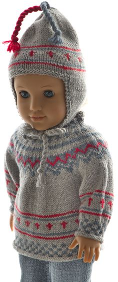 Baby Born Doll Knitting American Girls New Ideas Knitting Patterns Boys, Loom Knitting Projects, Baby Patterns, How To Start Knitting, Knitting For Kids, American Girl Accessories, Knit Cardigan Pattern, Raglan, Girl Dolls