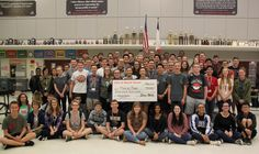 Marcus High School Band raised $19,000 with CFS of North Texas hosting a Mattress Fundraiser