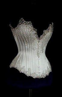 Charlotte Davis corset