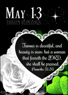 Proverbs 31 30, January 1, Deceit, 1 Year, Lord, Day, Inspiration, Biblical Inspiration, Inspirational