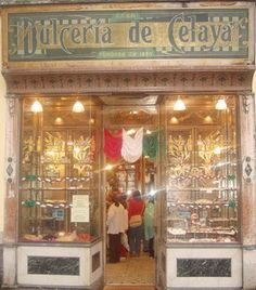 Photo of Dulceria de Celaya address Cinco de Mayo No. 39 Col. Centro, Mexico City 06000, Mexico should be a 45 min walk