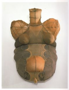 Louise Bourgeois, vessel, fabric over steel Art Installation, Louise Bourgeois Sculpture, Textiles, Soft Sculpture, Metal Sculptures, Abstract Sculpture, Bronze Sculpture, Feminist Art, Arte Popular