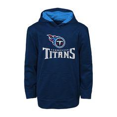 Tennessee Titans Activewear Sweatshirt XL, Boy's, Multicolored