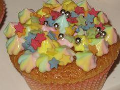 muffins decorati