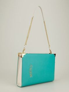 Moschino Cheap  Chic Menu Shoulder Bag - Stefania Mode - Farfetch.com