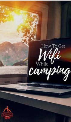 How To Get Camping Internet Service How do you get wifi while camping? We've been camping for years, but finally found out the best way to get camping internet service that works for us with an affordable price, flexibility, and reliability. Camping Hacks, Camping Info, Rv Hacks, Camping Supplies, Camping Checklist, Camping Essentials, Camping Meals, Tent Camping, Outdoor Camping