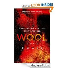 Wool Omnibus Edition (Wool 1 - 5) (Silo Saga)--an AWESOME series about a post-apocalyptic society on Earth. Highly Recommended!  #bookrecommendation #sciencefiction