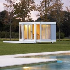 This is a playhouse. Can you believe it?