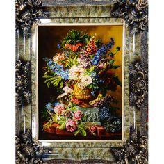تابلوفرش گل و گلدان ، برجسته ، 50 رج ، جنس پرز :کرک و ابریشم، جنس چله : ابریشم ، بافت : تبریز، ابعاد : 50*67سانتی متر  Flowers and Vases Carpets , featured, 50 Knots, Pile: merino&Silk, Warp: Silk, Dimensions: 50 x 67cm  اطلاعات بیشتر در فروشگاه اینترنتی آنافرش http://anafarsh.com/%D8%AA%D8%A7%D8%A8%D9%84%D9%88-%D9%81%D8%B1%D8%B4-%DA%AF%D9%84/%D8%AA%D8%A7%D8%A8%D9%84%D9%88-%D9%81%D8%B1%D8%B4-%DA%AF%D9%84-%DA%AF%D9%84%D8%AF%D8%A7%D9%86-10025