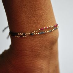 14k solid gold beade