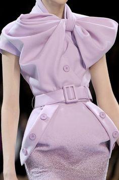 christian dior haute couture detail