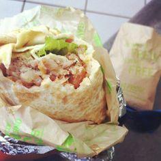 Instagram photo by @mikey_dayuum Baja Fresh Express at CSUF TSU Food Court